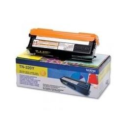 Origineel Brother Tn-320 Toner Geel Standaard Capaciteit 1.500 Paginas 1 Stuk