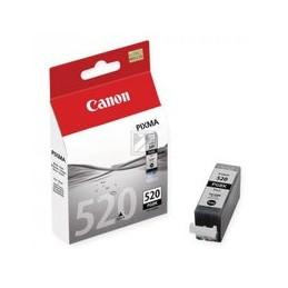 Origineel Canon Pgi-520bk Inkt Zwart Standaard Capaciteit 19ml 334 Paginas 1 Stuk