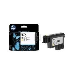 Origineel HP 940 Printkop Zwart En Geel Standaard Capaciteit 1 Stuk