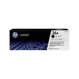Origineel HP 36a Laserjet Toner Zwart Standaard Capaciteit 2.000 Paginas 1 Stuk