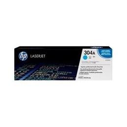 HP 304a Colour Laserjet Origineel Toner Cyan Standaardkapazität 2.800 Paginas 1 Stuk Colorsphere