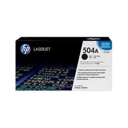 Origineel HP 504a Colour Laserjet Toner Zwart Standaard Capaciteit 5.000 Paginas 1 Stuk Colorsphere