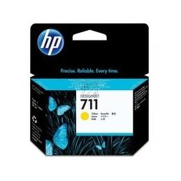 Origineel HP 711 Inkt Geel Standaard Capaciteit 29ml 1 Stuk