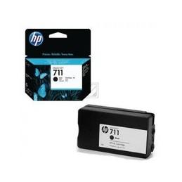 Origineel HP 711 Inkt Zwart Hoge Hoedanigheid 80ml 1 Stuk
