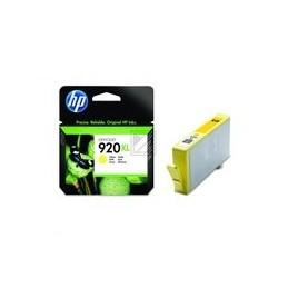 Origineel HP 920xl Inkt Geel Hoge Hoedanigheid 700 Paginas 1 Stuk