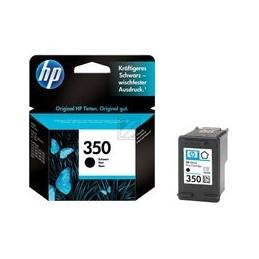 Origineel HP 350 Inkt Zwart Klein Hoedanigheid 4.5ml 200 Paginas 1 Stuk