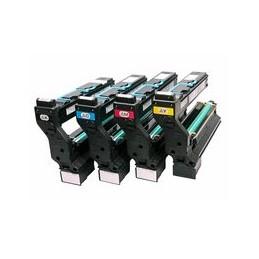 Set 4x Kompatibel Toner Voor Minolta Magicolor 5430 Van Huismerk