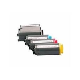 Set 4x Kompatibel Toner Voor Samsung Clp350 Clp350n Van Huismerk