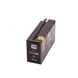 Kompatibel Inkt Cartridge Voor HP 711 Zwart T120 T520 Van Huismerk