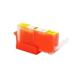 Kompatibel Inkt Cartridge Voor Canon Cli 526 Geel Van Huismerk
