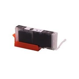 Kompatibel Inkt Cartridge Voor Canon Cli581 Bk Xxl Zwart 12