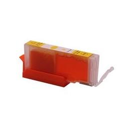 Kompatibel Inkt Cartridge Voor Canon Cli581 Y Xxl Geel 12