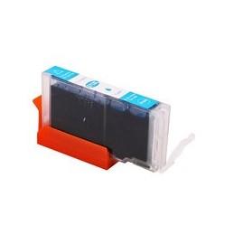 Kompatibel Inkt Cartridge Voor Canon Cli571xl Cyan Van Huismerk