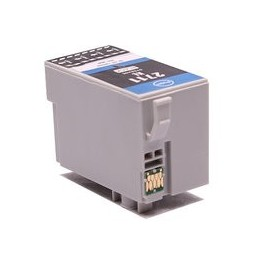 Kompatibel Inkt Cartridge Voor Epson 27xl Zwart Van Huismerk