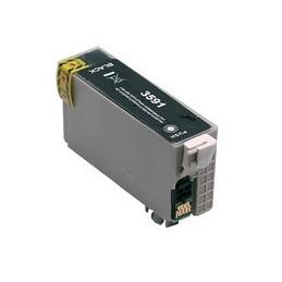 Kompatibel Inkt Cartridge Voor Epson 35xl Zwart T3591 Van Huismerk