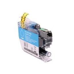 Kompatibel Inkt Cartridge Voor Brother Lc3219xl Cyan Van Huismerk
