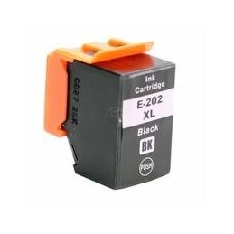 Kompatibel Inkt Cartridge Voor Epson 202xl Zwart 550 Paginas Van Huismerk