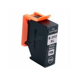 Kompatibel Inkt Cartridge Voor Epson 202xl Foto Zwart 800 Fotos Van Huismerk