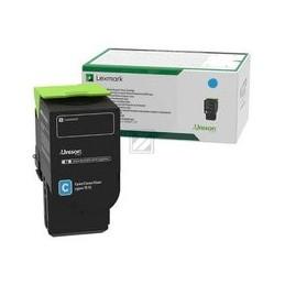 Lexmark C242xc0 Cyan Extra High Yield Terugkeerprogramma Toner Cartridge