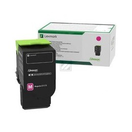 Origineel Lexmark C242xm0 Magenta Extra High Yield Terugkeerprogramma Toner Cartridge