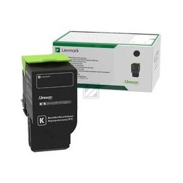 Origineel Lexmark C252uk0 Zwart Ultra High Yield Terugkeerprogramma Toner Cartridge