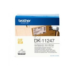 Origineel Brother Dk Label Tape - Roll Adhesive Labels 103.6mm X 164.3mm 180 Units -