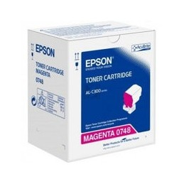 Origineel Epson Al-c300 Toner Magenta Standaard Capaciteit 1 Stuk