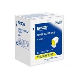 Origineel Epson Al-c300 Toner Geel Standaard Capaciteit 1 Stuk