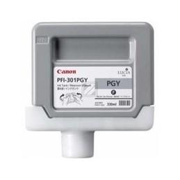 Origineel Canon Pfi-301pgy Inkt Pigment Foto Grijs Standaard Capaciteit 330ml 1 Stuk