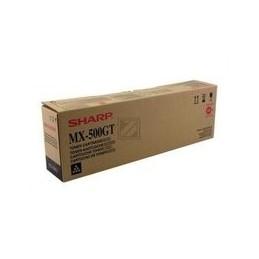 Origineel Sharp Mx-500gt Toner Zwart Standaard Capaciteit 40.000 Paginas 1 Stuk