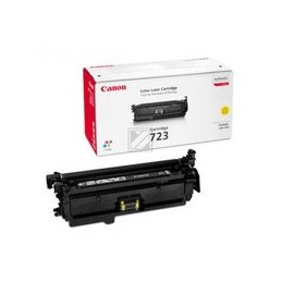 Origineel Canon 723 Toner Geel Standaard Capaciteit 8.500 Paginas 1 Stuk