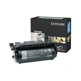 Origineel Lexmark T63x Toner Zwart Standaard Capaciteit 21.000 Paginas 1 Stuk Terugkeer
