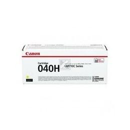 Origineel Canon 040hy Toner Geel Voor Lbp710cx-712cx Standaard Capaciteit 10.000 Paginas