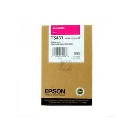 Origineel Epson T5433 Inkt Magenta Standaard Capaciteit 110ml 1 Stuk