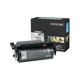 Origineel Lexmark T62x Toner Zwart Hoge Hoedanigheid 30.000 Paginas 1 Stuk Terugkeer
