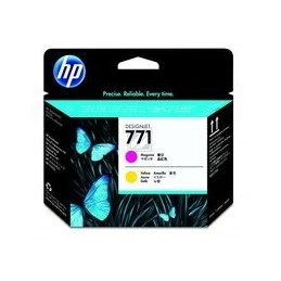 Origineel HP 771 Printkop Magenta En Geel