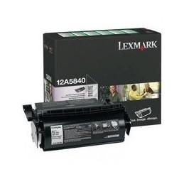 Origineel Lexmark T61x Toner Zwart Standaard Capaciteit 10.000 Paginas 1 Stuk Terugkeer