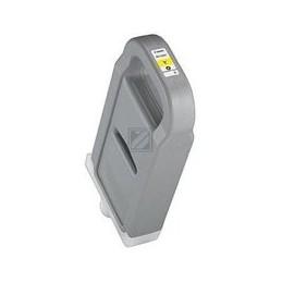 Origineel Canon Pfi-703y Inkt Geel Hoge Hoedanigheid 700ml 1 Stuk