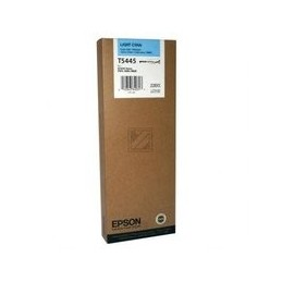 Origineel Epson T5445 Inkt Light Cyan Standaard Capaciteit 220ml 1 Stuk