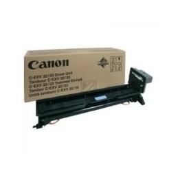 Origineel Canon C-exv 32-33 Drum Zwart Standaard Capaciteit 140.000-169.000 Paginas 1 Stuk