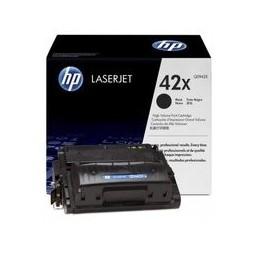Origineel HP 42x Laserjet Toner Zwart Hoge Hoedanigheid 20.000 Paginas 1 Stuk