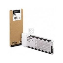 Origineel Epson T6061 Inkt Foto Zwart Standaard Capaciteit 220ml 1 Stuk
