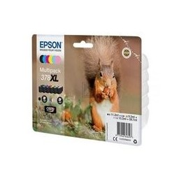 Origineel Epson Multipack 6-kleur 378xl Squirrel Clara Phto Hd Tinte