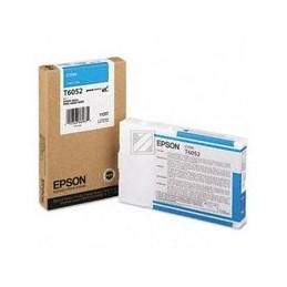Epson T6052 Inkt Cyan Standaardkapazität 110ml 1 Stuk