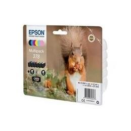 Origineel Epson Multipack 6-kleur 378 Clara Phto Hd Tinte