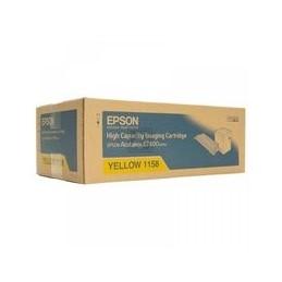 Origineel Epson Aculaser C2800 Toner Geel Hoge Hoedanigheid 6.000 Paginas 1 Stuk