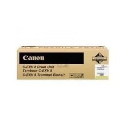 Origineel Canon C-exv 8 Drum Geel Standaard Capaciteit 25.000 Paginas 1 Stuk