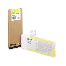 Origineel Epson T6064 Inkt Geel Standaard Capaciteit 220ml 1 Stuk