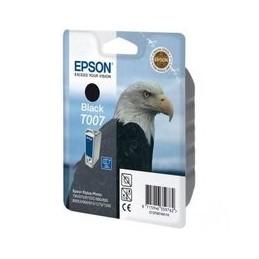 Origineel Epson T007 Inkt Zwart Standaard Capaciteit 16ml 540 Paginas 1 Stuk