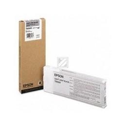 Origineel Epson T6069 Inkt Light Zwart Standaard Capaciteit 220ml 1 Stuk
